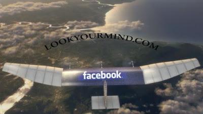 فيسبوك تختبر أولى طائراتها بدون طيار لتزويد العالم بالأنترنت