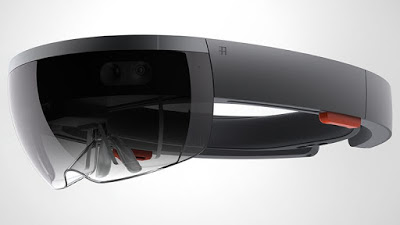 مايكروسوفت تكشف عن  HoloLens