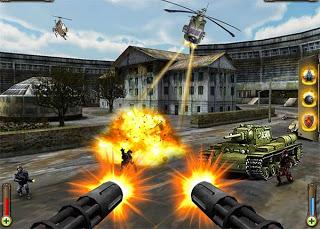 Gunship Counter Shooter 3D