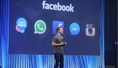مارك أكبر شبكة إجتماعية على الانترنت