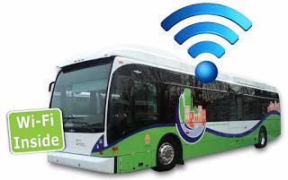 توفيرالويفي في الحافلات لأول مرة في المغرب