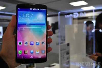LG G Pro 3 مواصفات