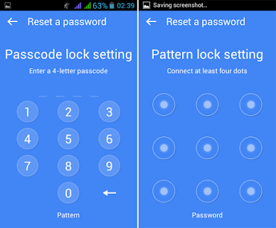 تطبيق LEO Privacy Guard لامان الهاتف