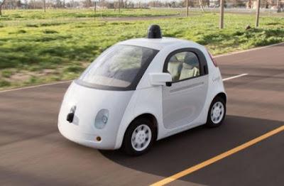 جوجل تنطلق في مجال السيارات الذكية و ذاتية القيادة