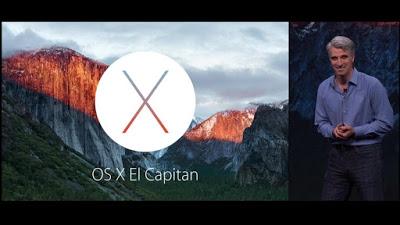 كشفت شركة آبل  عن OS X El Capitan