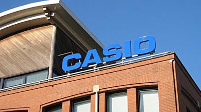 Casio أول ساعة ذكية لها