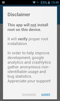 كيف تعرف الجهاز يحتوي الرووت Root ام لا