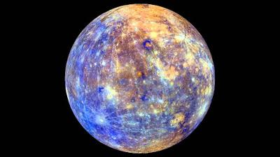 حدث فلكي يمكن رؤية كوكب عطارد من  الأرض 11 نوفمبر