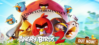 Download your version of Angry Birds 2 now for Android and iOS