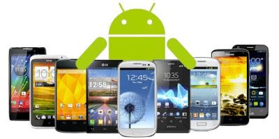 هواتف الاندرويد المقلده تكتسح 80 % من السوق