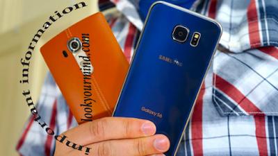 شراء G4 LG بدلا من سامسونج جالاكسي S6